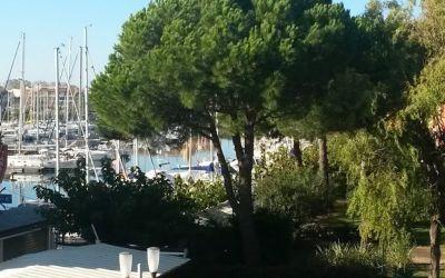 Ausblick aus der Ferienunterkunft Mietobjekt Studio 107212 Cap d'Agde