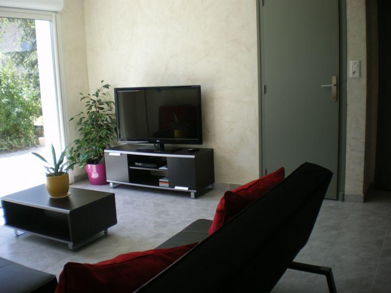 Wohnzimmer Mietobjekt Ferienunterkunft auf dem Land 113811 Saint Ambroix