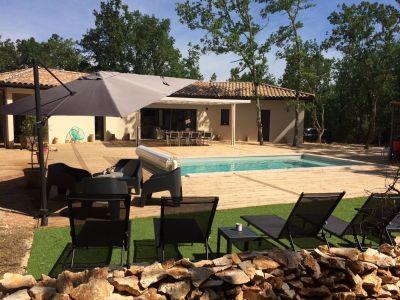 Mietobjekt Villa 116056 Labastide de Virac