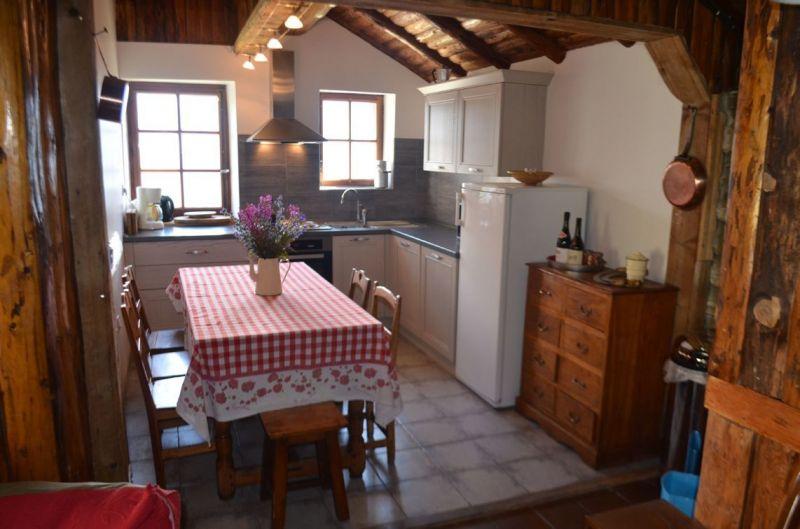 offene Küche Mietobjekt Außergewöhnliche Unterkunft 116675 Aussois