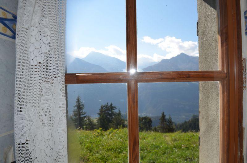 Ausblick aus der Ferienunterkunft Mietobjekt Außergewöhnliche Unterkunft 116675 Aussois