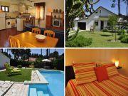 Ferienhaus in Fonte da Telha f�r 4 bis 5 Personen