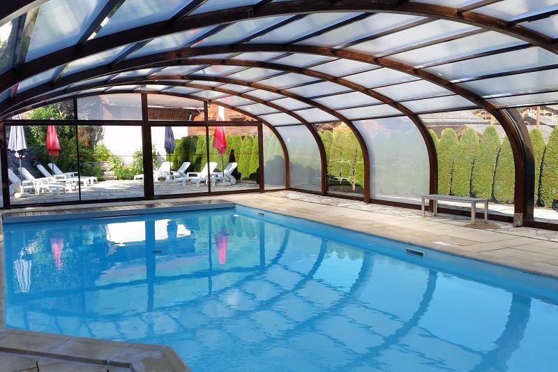 Schwimmbad Mietobjekt Appartement 76154 Le Grand Bornand