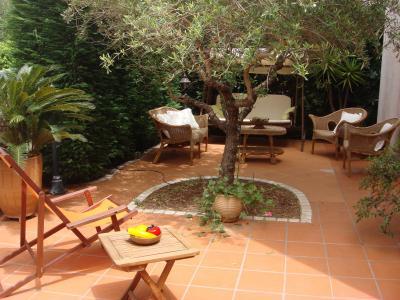 Garten Mietobjekt Villa 78087 Porto Cesareo