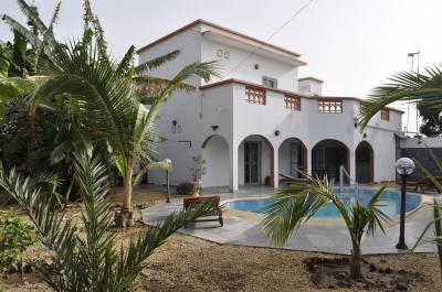 Ansicht des Objektes Mietobjekt Villa 79199 Saly