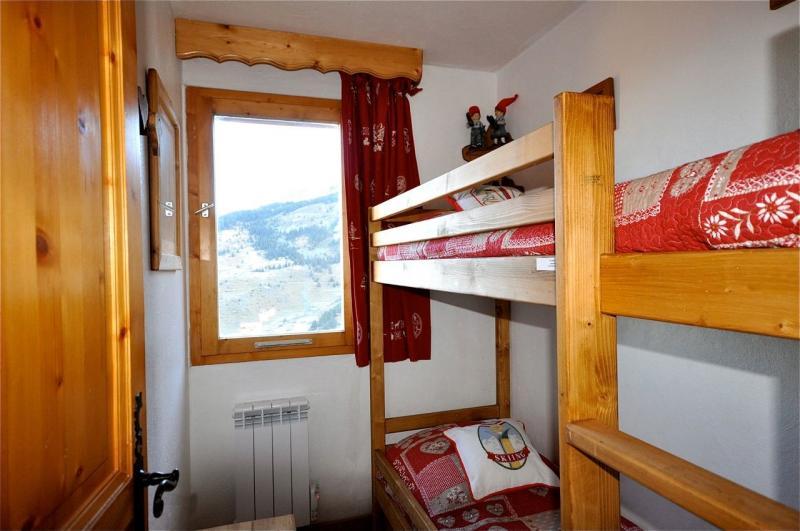 Schlafzimmer 2 Mietobjekt Appartement 80759 Méribel