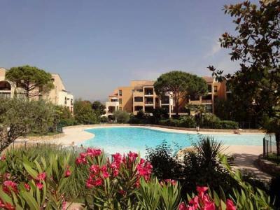 Schwimmbad Mietobjekt Appartement 84021 Cannes