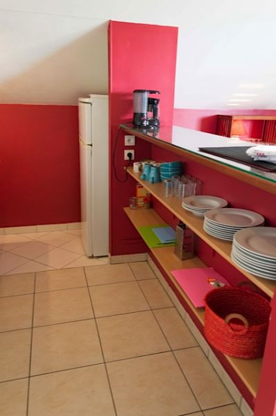 offene Küche Mietobjekt Appartement 85760 Saint Leu