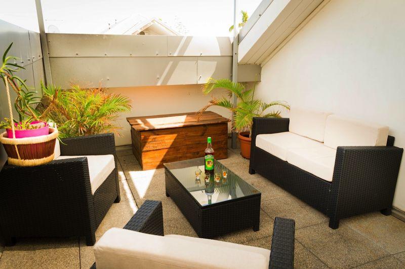 Terrasse Mietobjekt Appartement 85760 Saint Leu