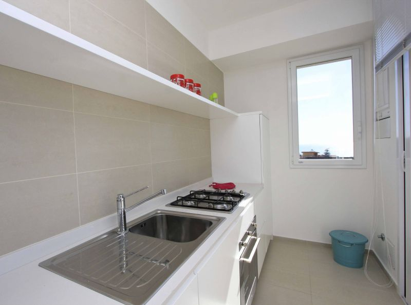 separate Küche Mietobjekt Appartement 92176 Marina di Ragusa