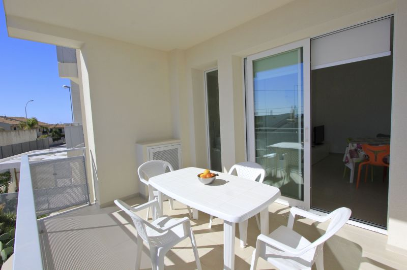 Terrasse Mietobjekt Appartement 92176 Marina di Ragusa