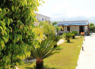 Ansicht des Objektes Mietobjekt Villa 94839 Castellammare del Golfo