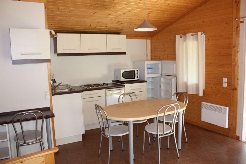 Kochnische Mietobjekt Chalet 99381 Brive-la-Gaillarde