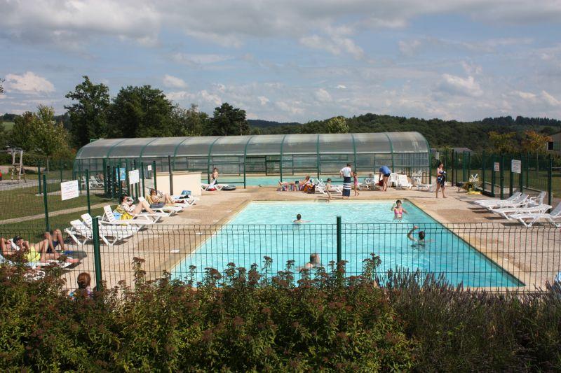 Schwimmbad Mietobjekt Chalet 99381 Brive-la-Gaillarde