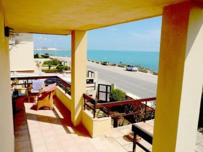 Ausblick aus der Ferienunterkunft Mietobjekt Appartement 99487 Marina di Ragusa