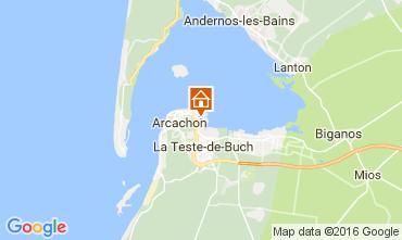 Karte Arcachon Appartement 106261