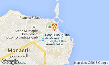 Karte Monastir Appartement 70894