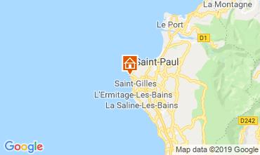 Karte Saint Gilles Villa 70449
