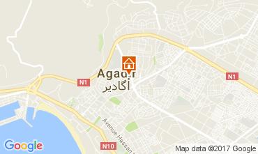 Karte Agadir Appartement 88352