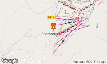 Karte Chamrousse Appartement 60686
