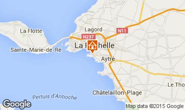 Karte La Rochelle Appartement 20237