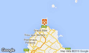 Karte Grand Baie Appartement 72713