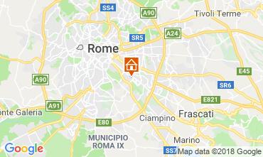 Karte Rom Fremdenzimmer 117444