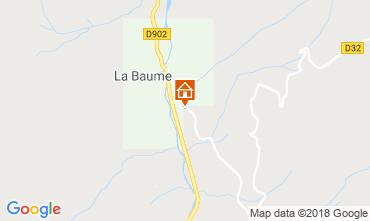 Karte Saint Jean d'Aulps- La Grande Terche Chalet 59028