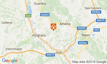 Karte Amelia Villa 77711