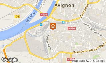 Karte Avignon Appartement 83752