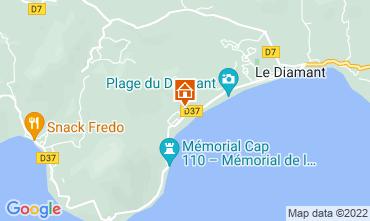 Karte Le Diamant Appartement 84306