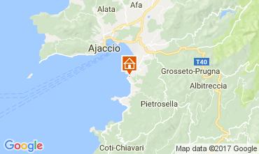 Karte Porticcio Appartement 111942