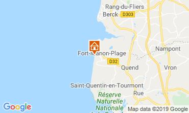 Karte Fort Mahon Studio 117728