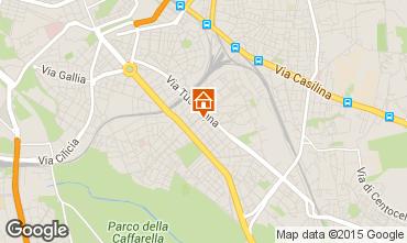 Karte Rom Appartement 26345