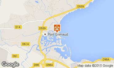 Karte Port Grimaud Haus 78577