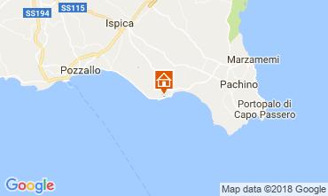 Karte Ispica Villa 113249