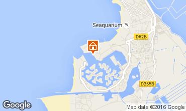 Karte Port Camargue Appartement 103388