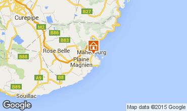 Karte Mah�bourg Appartement 74084