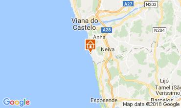 Karte Viana Do castello Haus 112865