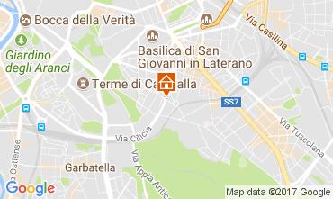 Karte Rom Appartement 108438
