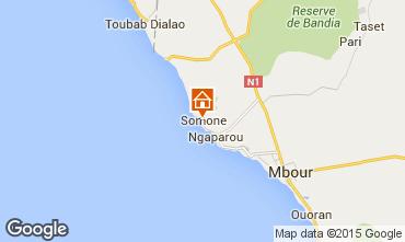 Karte La Somone Villa 70641