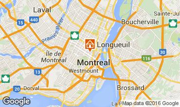 Karte Montr�al Appartement 102613