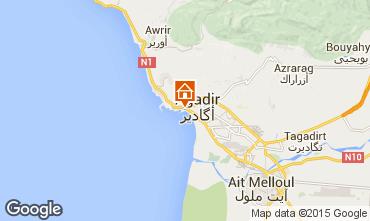 Karte Agadir Appartement 75698