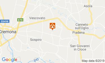 Karte Cremona Haus 101566