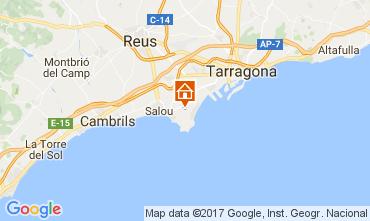 Karte Salou Villa 107778