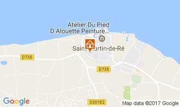 Karte Saint Martin de Ré Haus 108028