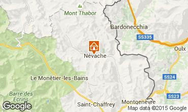Karte Névache Chalet 95236