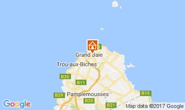 Karte Péreybère Villa 106697