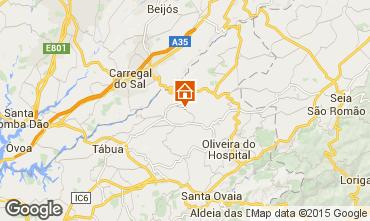 Karte Oliveira do Hospital Villa 81697