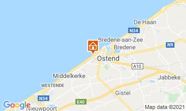 Karte Ostende Studio 9588